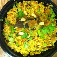 CASHEW-NUTS RICE/SATHAM